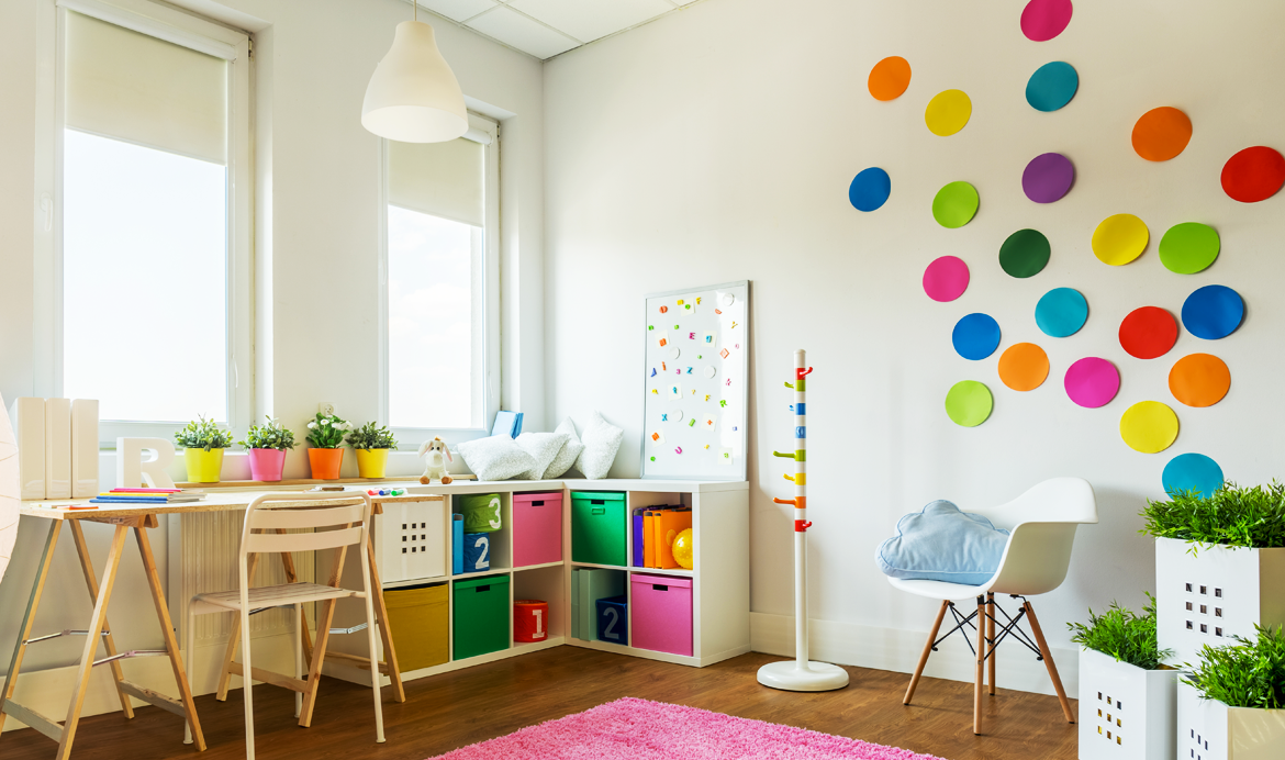 The Secrets to Decorating a classy child's Room